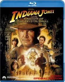 [Blu-ray] インディ・ジョーンズ/クリスタル・スカルの王国「洋画 DVD アクション」