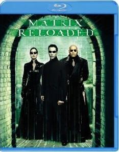 [Blu-ray] マトリックス リローデッド